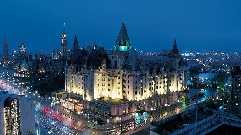 Photo 1 - Fairmont Chateau Laurier, 1 Rideau Street, Ottawa, ON, Canada