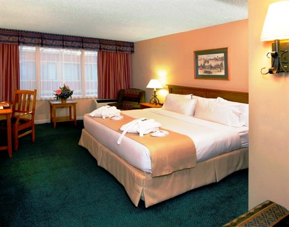 Photo 1 - Sawridge Inn and Conference Centre Jasper, 82 Connaught Drive, Jasper, AB, Canada