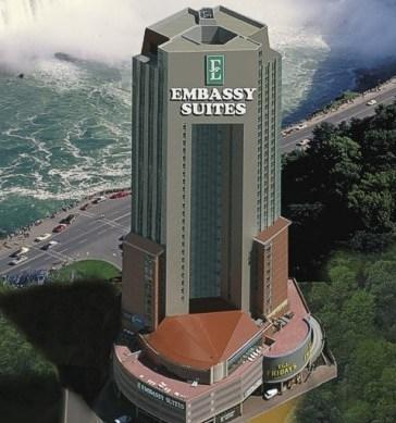 Photo 1 - Embassy Suites by Hilton Niagara Falls Fallsview Hotel, 6700 Fallsview Boulevard, Niagara Falls, ON, Canada