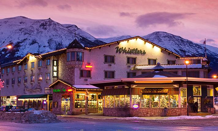 Photo 1 - Whistler's Inn Jasper, 105 Miette Avenue, Jasper, AB, Canada