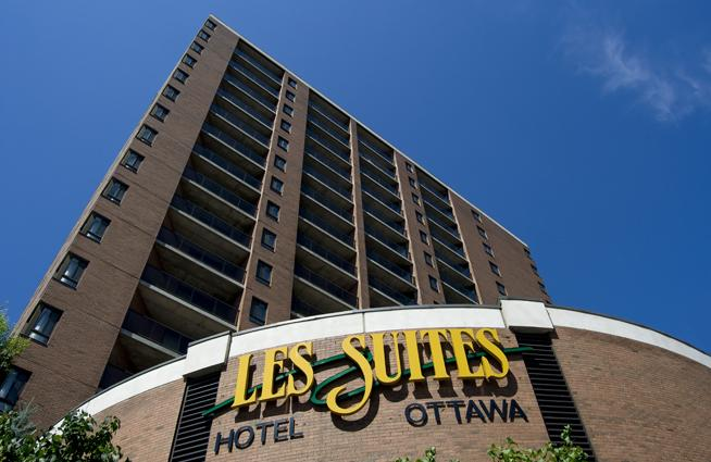 Photo 1 - Les Suites Hotel Ottawa, 130 Besserer Street, Ottawa, ON, Canada