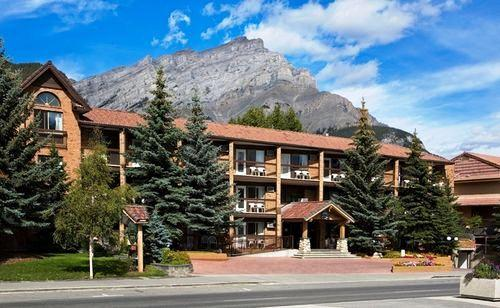 Photo 1 - High Country Inn Banff, 419 Banff Avenue, Banff, AB, Canada