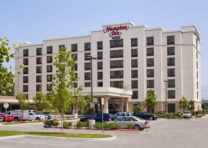 Photo 1 - Hampton Inn by Hilton Toronto Airport Corporate Centre, 5515 Eglinton Avenue West, Toronto, ON, Canada