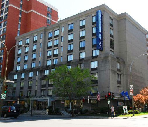 Photo 1 - Le Nouvel Hotel & Spa, 1740 Boulevard Rene-Levesque West, Montreal, QC, Canada
