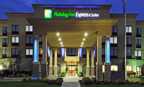 Photo 1 - Holiday Inn Express Hotel & Suites Belleville, 291 North Front Street, Belleville, ON, Canada