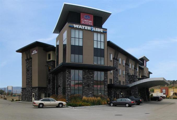 Photo 1 - Comfort Suites Kelowna, 2656 Highway 97 North, Kelowna, BC, Canada