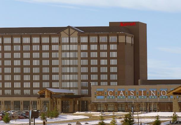 Photo 1 - Edmonton Marriott at River Cree Resort, 300 East Lapotac Blvd., Saint Albert, AB, Canada