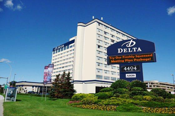 Photo 1 - Delta Edmonton South Hotel & Conference Centre, 4404 Gateway Boulevard, Edmonton, AB, Canada