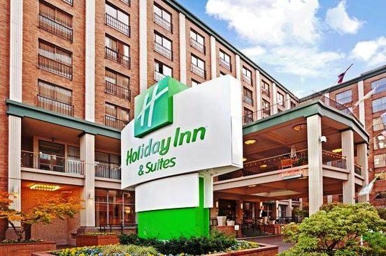 Photo 1 - Holiday Inn Hotel & Suites Vancouver Downtown, 1110 Howe Street, Vancouver, BC, Canada