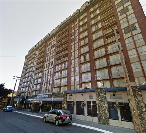Photo 1 - Harbour Towers, 345 Quebec Street, Victoria, BC, Canada