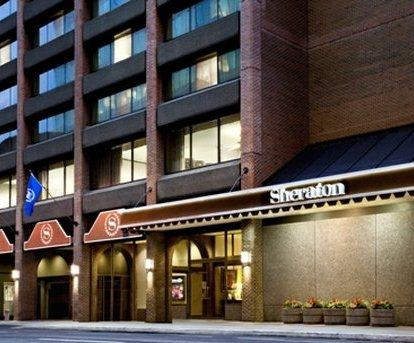 Photo 1 - Sheraton Ottawa Hotel, 150 Albert Street, Ottawa, ON, Canada