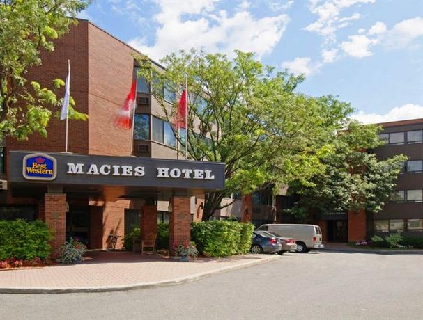 Photo 1 - BEST WESTERN PLUS Macies Hotel, 1274 Carling Avenue, Ottawa, ON, Canada