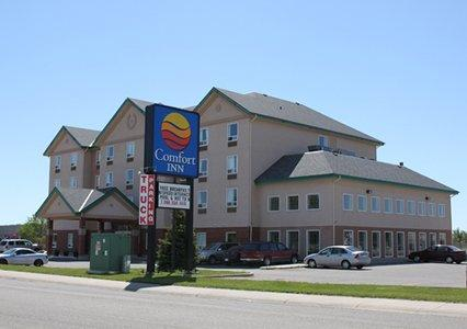 Photo 1 - Comfort Inn Lethbridge, 3226 Fairway Plaza Road South, Lethbridge, AB, Canada
