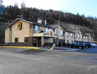 Photo 1 - Super 8 Motel Kamloops, 1521 Hugh Allan Drive, Kamloops, BC, Canada