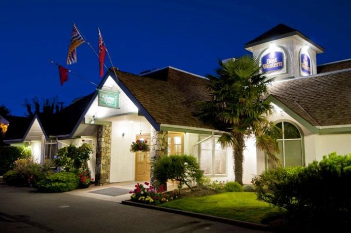 Photo 1 - BEST WESTERN PLUS Emerald Isle Motor Inn, 2306 Beacon Avenue, Sidney, BC, Canada