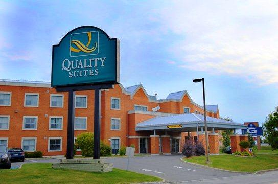 Photo 1 - Quality Suites Quebec City, 1600 rue Bouvier, Quebec City, QC, Canada