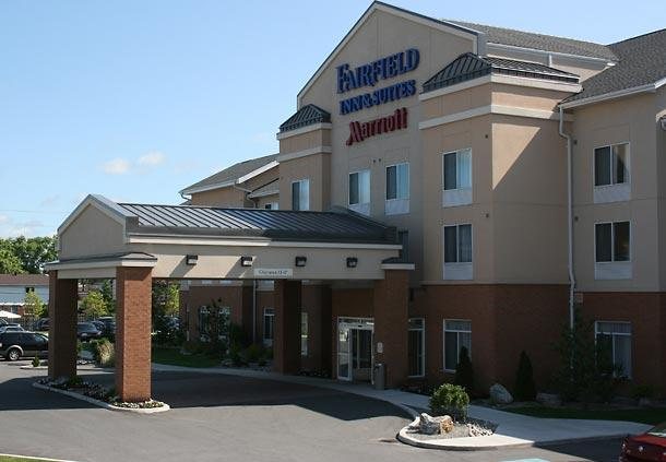 Photo 1 - Fairfield Inn & Suites Sudbury, 490 Barrydowne Rd., Sudbury, ON, Canada