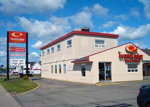 Photo 1 - Econo Lodge Moncton, 1905 West Main Street, Moncton, NB, Canada