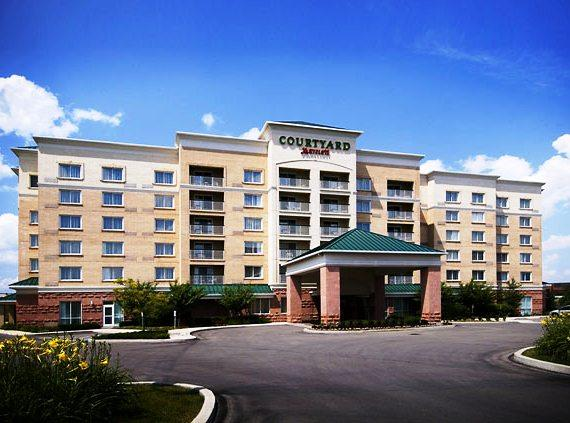 Photo 1 - Courtyard by Marriott Toronto Markham, 65 Minthorn Boulevard, Markham, ON, Canada