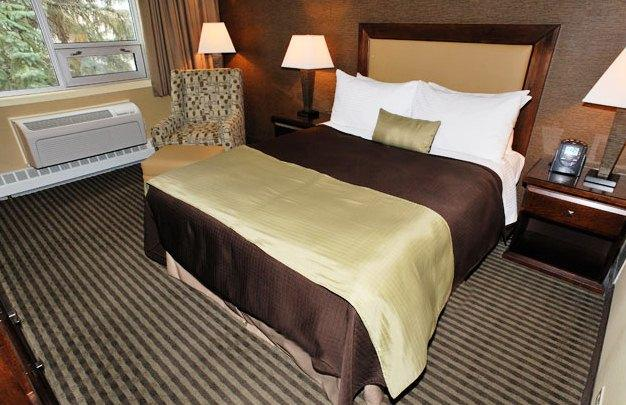 Photo 1 - BEST WESTERN PLUS Denham Inn & Suites, 5207 50th Avenue, Leduc, AB, Canada