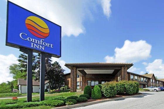 Photo 1 - Comfort Inn Leamington, 279 Erie St. S., Leamington, ON, Canada