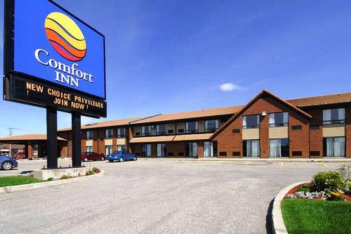 Photo 1 - Comfort Inn Kapuskasing, 172 Government Rd. E., Kapuskasing, ON, Canada