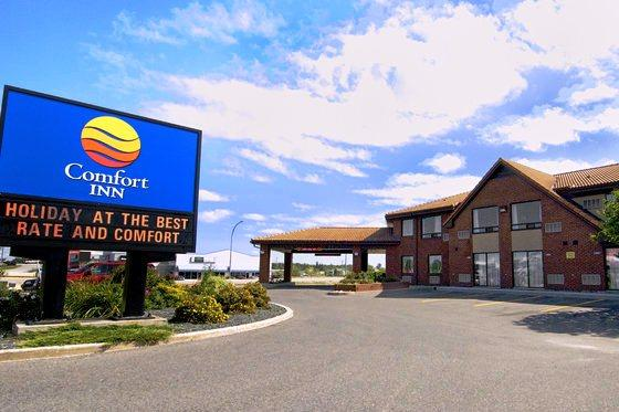 Photo 1 - Comfort Inn Dryden, 522 Government Street, Dryden, ON, Canada