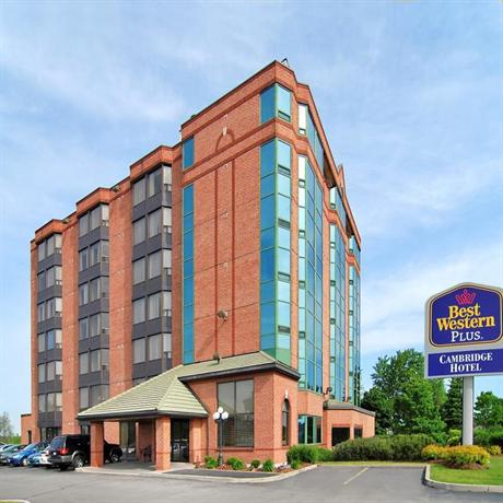 Photo 1 - BEST WESTERN Cambridge / Kitchener Hotel, 730 Hespeler Road, Cambridge, ON, Canada