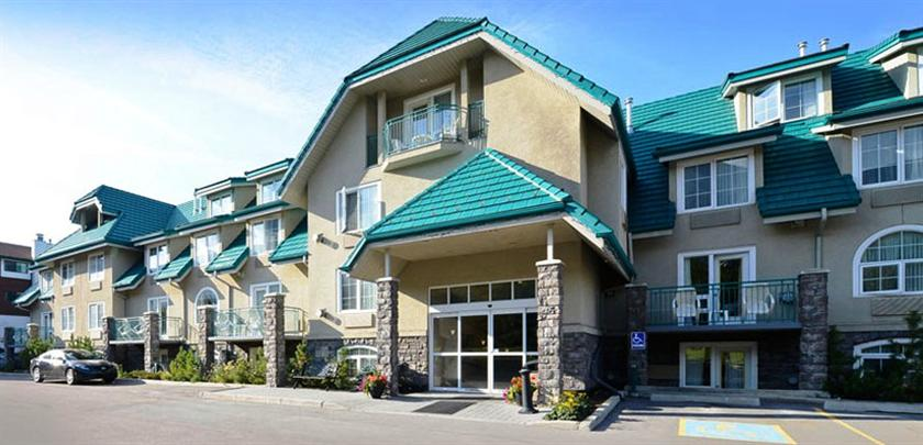 Photo 1 - BEST WESTERN Pocaterra Inn, 1725 Mountain Avenue, Canmore, AB, Canada