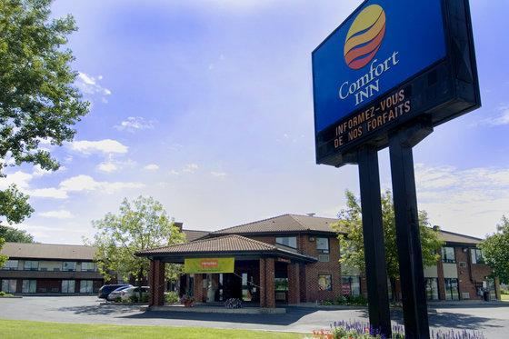 Photo 1 - Comfort Inn South Brossard, 7863 Boulevard Taschereau, Brossard, QC, Canada