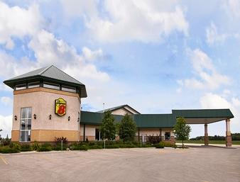 Photo 1 - Super 8 Motel Portage la Prairie, Highway 1-A West, Portage La Prairie, MB, Canada
