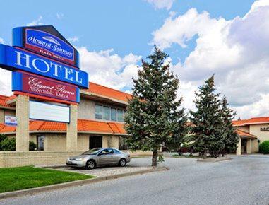 Howard Johnson Plaza Hotel Edmonton