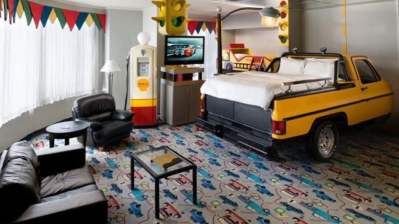 #41: Fantasyland Hotel & Resort (17700 87th Avenue